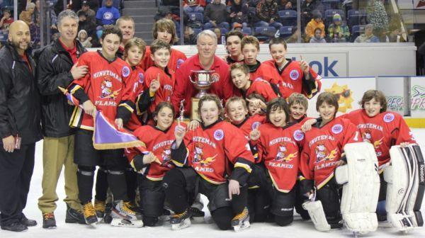 Minuteman Flames 2000 Win Prestigious International Tournament